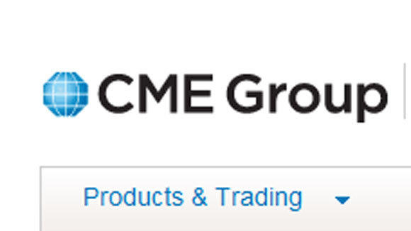 The CME logo from a screen grab.