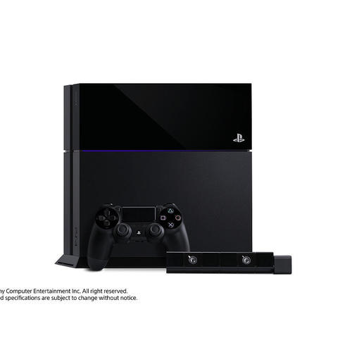 $399.99. Pre-orders sold out at Toys R Us. This next generation computer entertainment system combines rich content, fan-favorite apps and immersive gameplay with powerful graphics, speed, intelligent personalization, social capabilities and innovative second-screen features. PS4 places the focus on gamers, enabling them to play when, where and how they want. The bundle includes the console, DUALSHOCK®4 wireless controller, HDMI cable, power cable, wired mono headset and USB charging cable. No batteries required. Ages 6 years and up. This item will become available on November 15.