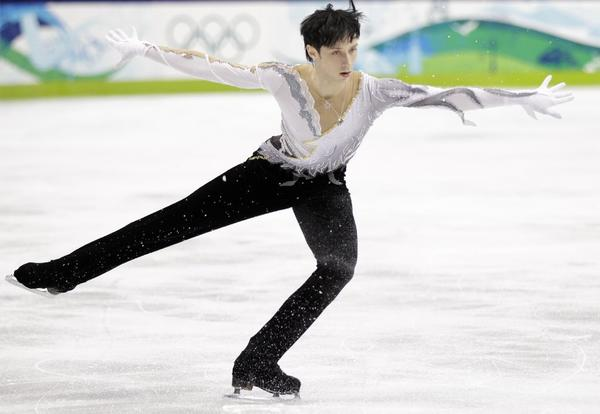Johnny Weir won't be competing at the Sochi Olympics.