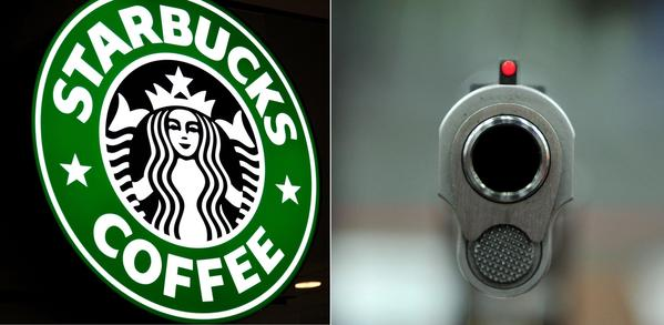 Starbucks takes a stand against guns in stores