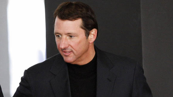 TV pitchman Kevin Trudeau walks through the Dirksen U.S. Courthouse in Chicago in 2010.