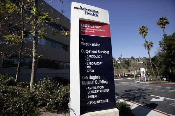 The current commercial zoning regulation didnt account for a large, multibuilding campus such as Glendale Adventist Medical Center so city officials have now made it easier to upgrade the facilities, photographed on Tuesday, February 12, 2013.
