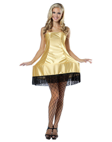 Sexy, adult Halloween costumes - Leg lamp