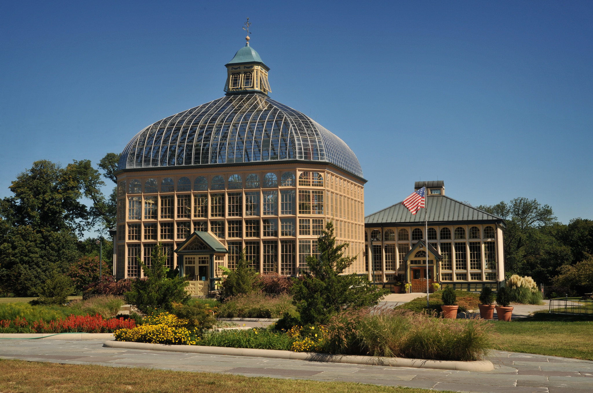 Baltimore 39 S Rawlings Conservatory Celebrates 125 Years
