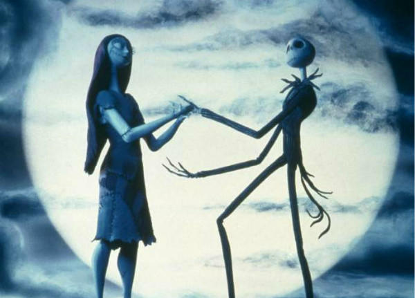 "A scene from Tim Burton's ""The Nightmare Before Christmas."" Music from Danny Elfman's score will be part of the show at the Nokia Theatre."