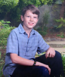 Ryan Handlin, 11, was last seen about 7:30 a.m. Wednesday, Sept. 18 in the 4100 block of La Crescenta Avenue.