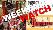 Weekend Watch: Disenchanted, Orlando Brewing Oktoberfest, Functionally Literate