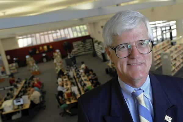 Jim H. Fish, director of Baltimore County Public Libraries, said Wednesday he will retire in June 2014.