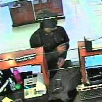 Man wanted for bank robbery on the Northwest Side.