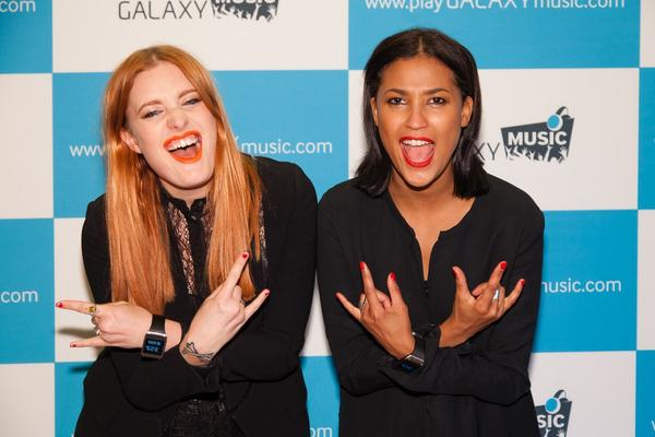 "The Swedish duo Icona Pop released a music video for its song ""All Night."""