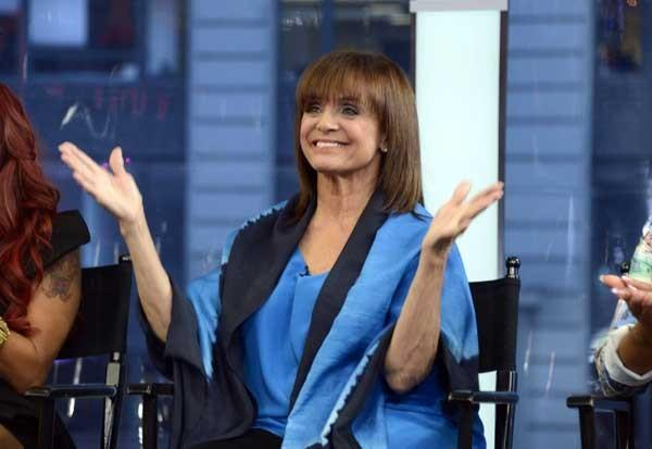 "Cancer survivor Valerie Harper is profiled in ""Valerie's Story: A Meredith Vieira Special."""