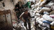 Syria may miss first deadline in U.S.-Russia chemical arms deal