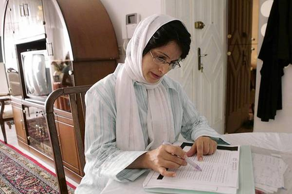 Iranian human rights lawyer Nasrin Sotoudeh, seen in 2010, was among the activists who were freed from prison without explanation.