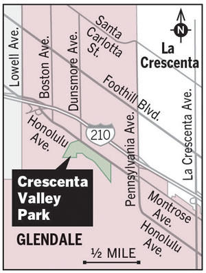 Los Angeles County Board of Supervisors approved a skate park located at Crescenta Valley Park.