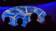 New energy exhibit at Museum of Science and Industry