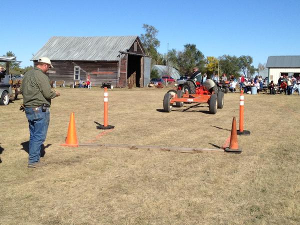 For the second year in a row, Sunday's Leola Threshing Bee will include Tractor Olympics.