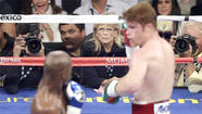 Mayweather was brilliant, but boxing judge had a rope-a-dope moment