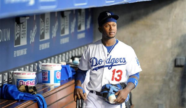 Hanley Ramirez missed four games with an irritated nerve in his back before making a return to the field Tuesday, but Wednesday the Dodgers held him out of the lineup.