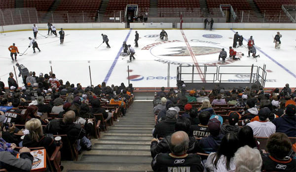 Ducks Owner Henry Samueli has spent more than $80 million on improvements to the team's home the Honda Center since purchasing the organization in 2005.