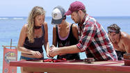 'Survivor: Blood vs. Water' recap, 'Blood is Thicker than Anything'