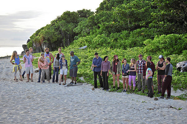 Survivor: Blood vs. Water' recap, 'Blood is Thicker than Anything'