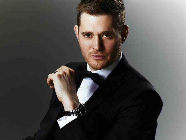 Michael Buble comes to the XL Center Sept. 25 at 8 p.m.