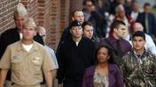 Video: Navy Yard reopens three days after massacre