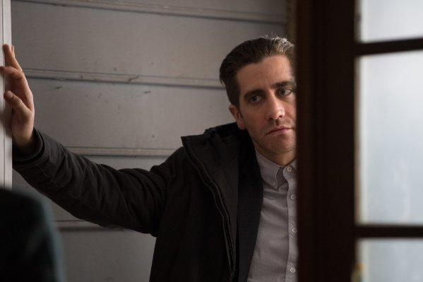 "Jake Gyllenhaal stars in ""Prisoners,"" which is set to rule the box office this weekend."
