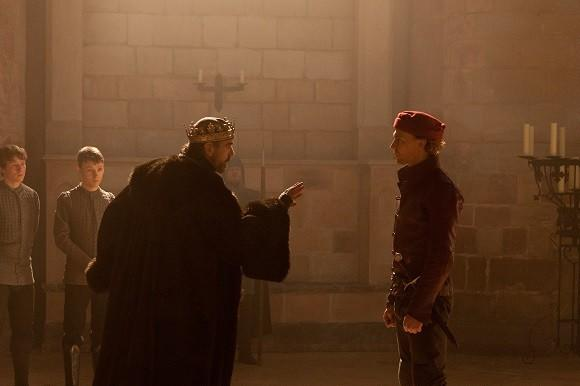 "A scene from ""Henry IV Part One"""