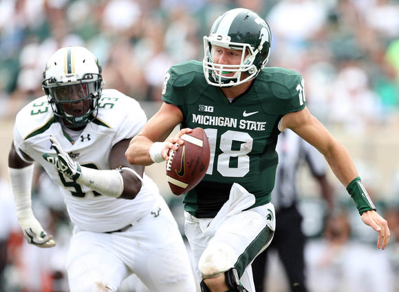 Michigan State QB Connor Cook