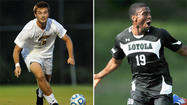 UMBC-Loyola men's soccer game features two of nation's top scorers