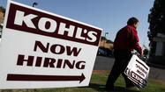 Kohl's to hire 1,400 temporary workers in Edgewood