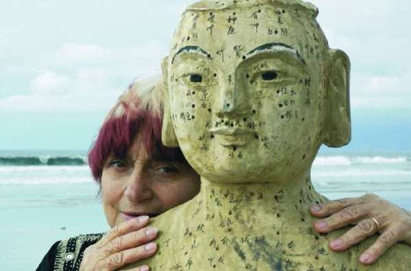 "Agnes Varda, in a scene from her documentary ""The Beaches of Agnes,"" has selected a program of four films as guest artistic director of the AFI Fest, which runs Nov. 7-14 in Hollywood."