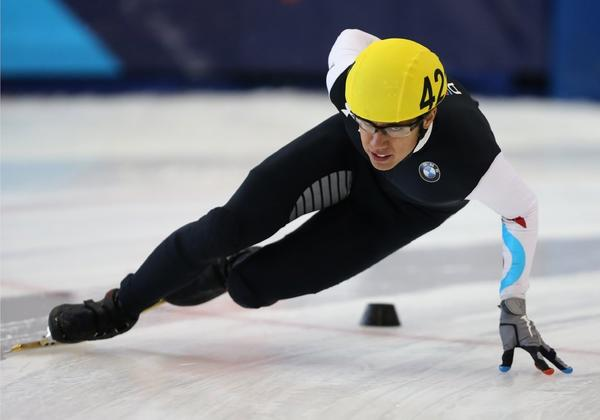 Speed skater J.R. Celski has a second career as a film producer.