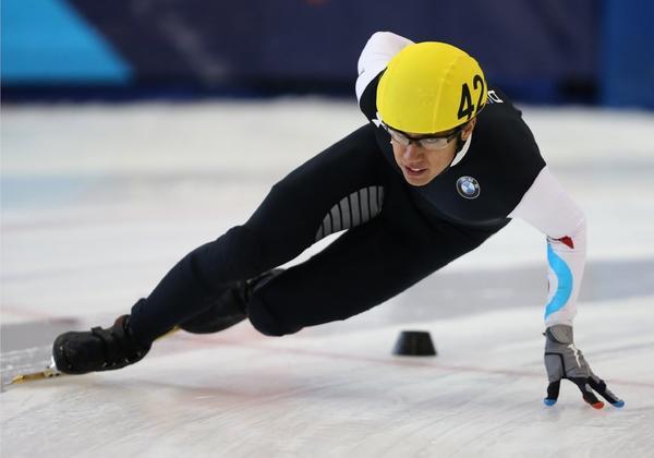 Speed skater J.R. Celski has a second career as a film producer.
