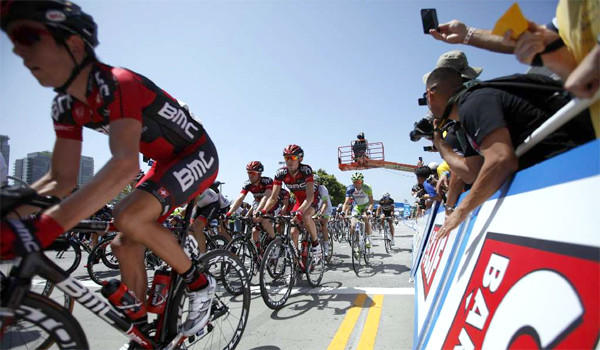 Amgen, the title sponsor of the Tour of California cycling race, has reached a multi-year agreement with AEG Sports to continue its sponsorship of the event.