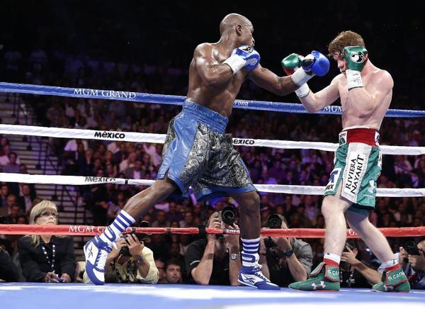 Mayweather vs. Alvarez