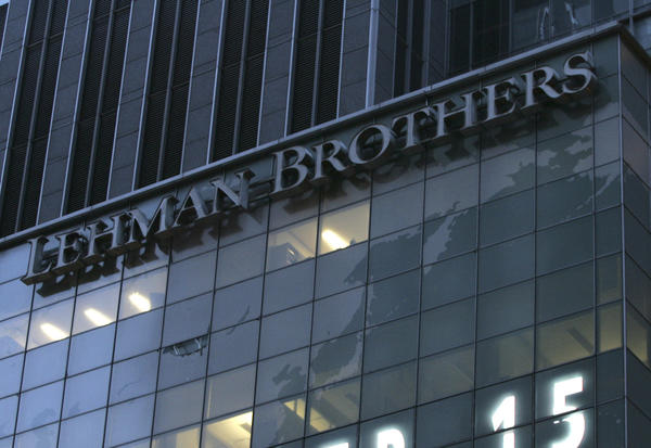 Lehman Bros.' collapse and bankruptcy in September 2008 was seen as part of a once-in-a-generation meltdown.