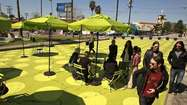 Two Pasadena parking spaces to become 'parklets' for a day