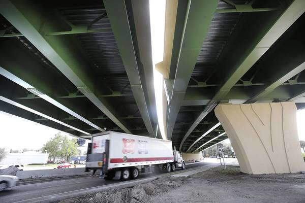 The state is opening a $41 million flyover at Orange Blossum Trail that links John Young Parkway with Forest City Road.