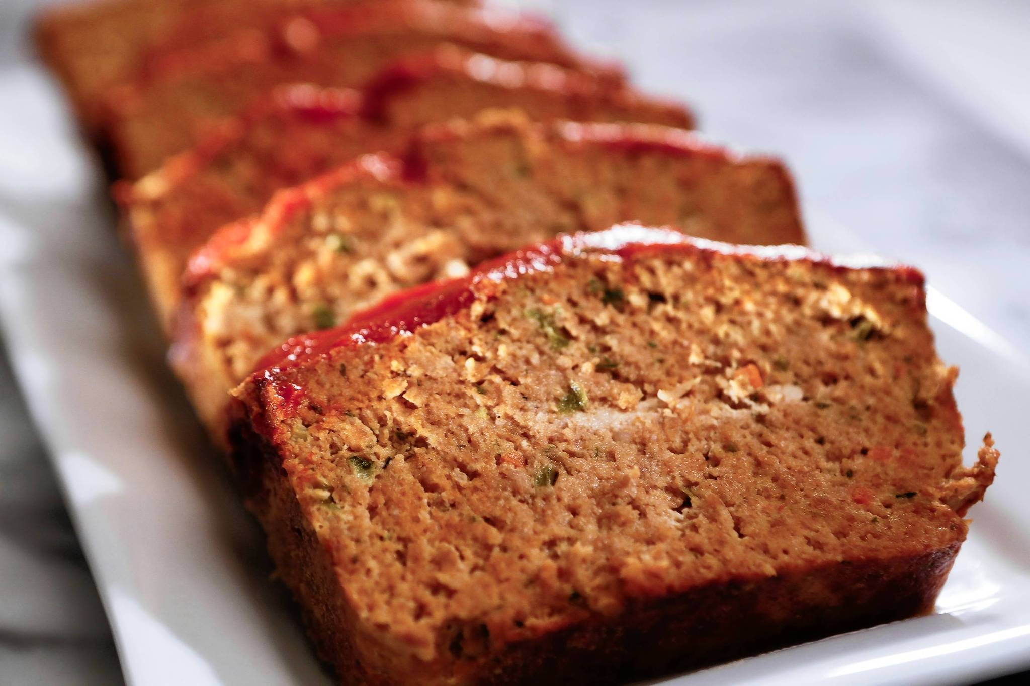 Recipe: Turkey meatloaf from Overland Cafe - LA Times