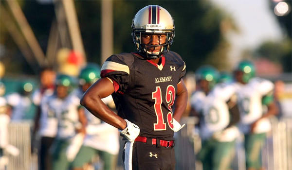 Mission Hills Alemany wide receiver Desean Holmes and his teammates will face a tough Corona Centennial team on Friday.