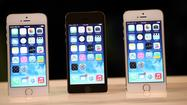 Face off: iPhones updated with iOS 7 versus the new iPhone 5s