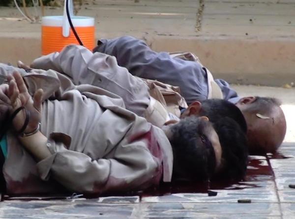 Camp Ashraf massacre victims