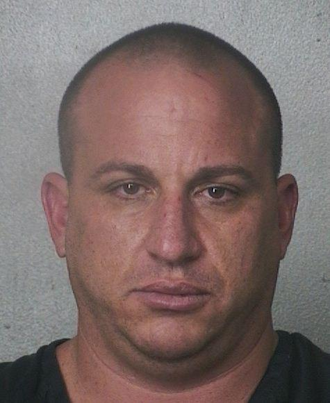 Jason Simione, 39, pleaded not guilty in Broward court to charges that included solicitation to commit murder.