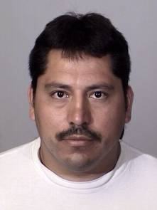 Police say Juan Jesus Martinez physically abused his 8-year-old daughter.