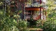 Off-beat lodging in Minnesota