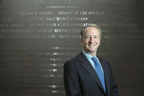 David C. Bohnett is the chairman of the Los Angeles Philharmonic Assn. board of directors.