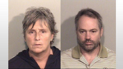 Kimberly and Phil Loesch, an Emmet County couple, have been arrested following child abuse charges.
