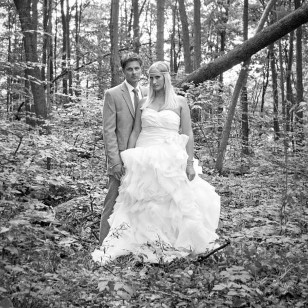 Mr. and Mrs. Michael Sean Mangold
